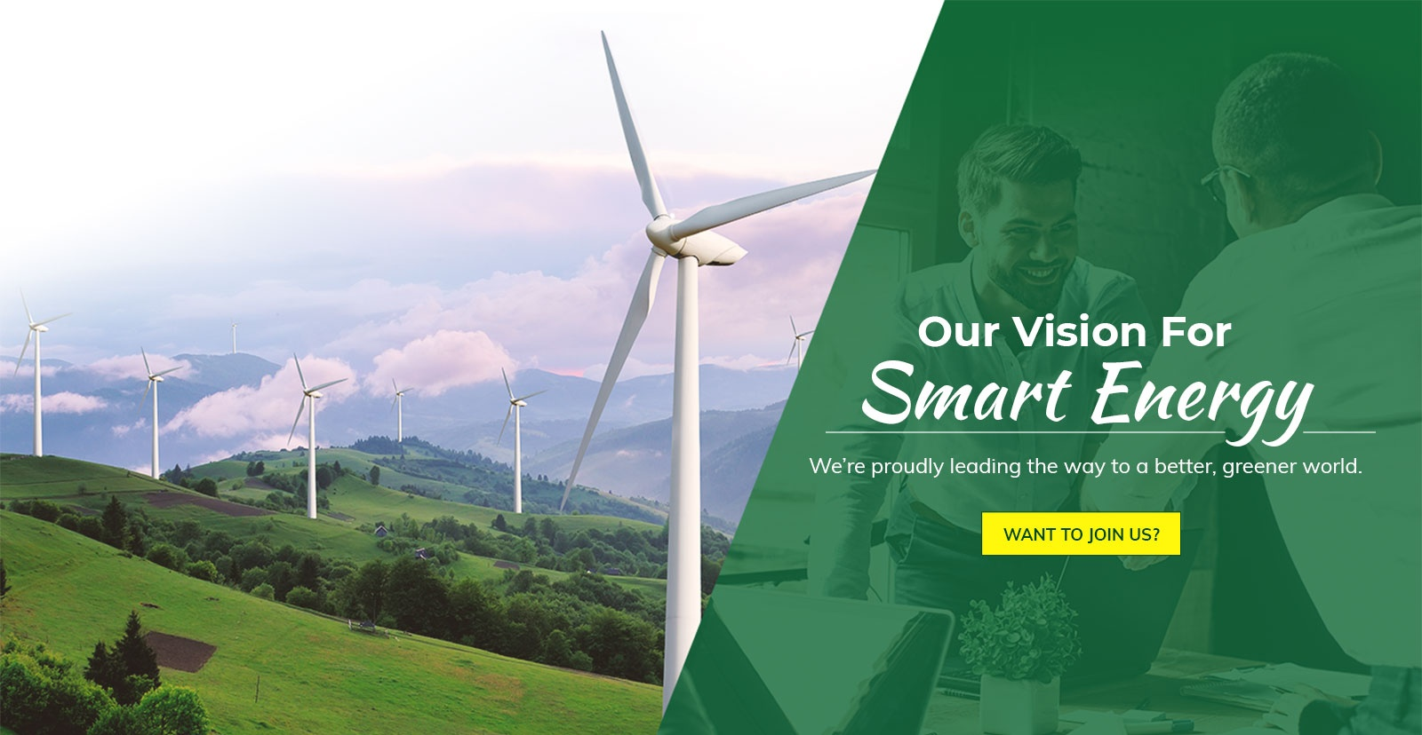 Our Vision for Smart Energy -  Paragon Executives - Clean Energy Experts